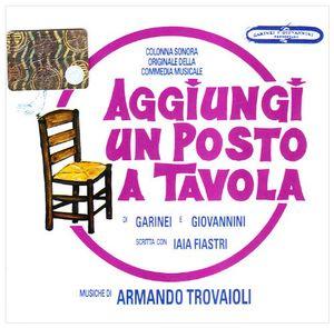Aggiungi Un Posto a Tavola (Original Version 1975) [Import]