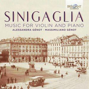 Sinigaglia: Music for Violin & Piano