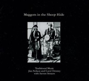Maggots in the Sheep Hide