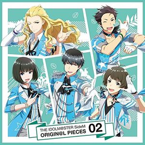 Idolm@Ster Side M Origin@L 02 (Original Soundtrack) [Import]