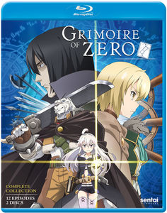 Grimoire Of Zero