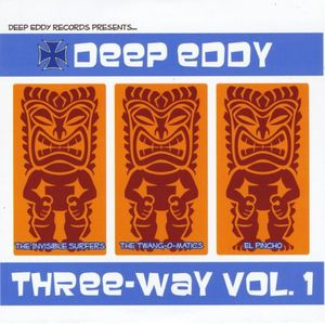 Deep Eddy Three-Way Vol. 1 /  Various
