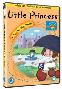 Little Princess: I Want to Play Pirates [Import]