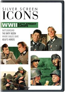 Silver Screen Icons: World War II - Battlefront Europe