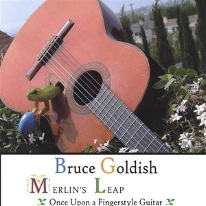 Merlin's Leap: Once Upon a Fingerstyle Guitar