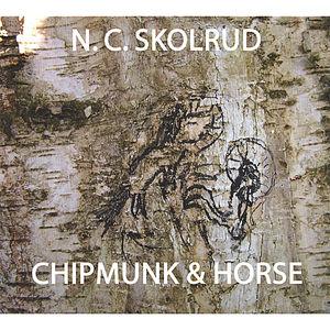 Chipmunk & Horse
