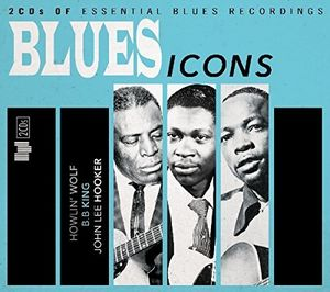 Blues Icons (MKOM) /  Various [Import]
