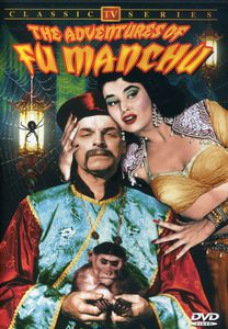 The Adventures of Dr. Fu Manchu: Volume 1