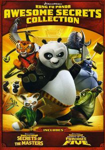 Kung Fu Panda: Awesome Secrets Collection