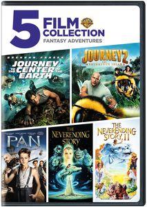 5 Film Collection: Fantasy Adventures