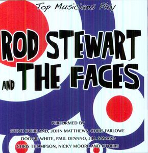 Rod Stewart & the Faces-As Performed By