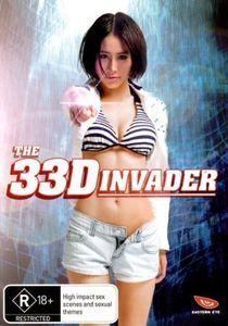 33D Invader the [Import]