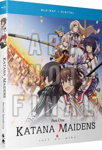 Katana Maidens: Toji No Miko - Part One