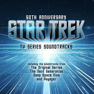 Star Trek: 50th Anniversary: TV Series Soundtracks [Import]