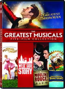 Greatest Musical Boxset