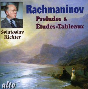Preludes & Etudes-Tableaux