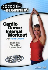 Absolute Beginners: Cardio Dance Interval Workout With Pam Cosmi