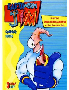 Earthworm Jim: The Complete Series