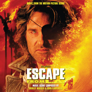 Escape From L.A.- Music From The Motion Picture Score