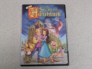 Secret of the Hunchback