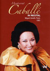 Montserrat Caballe in Recital