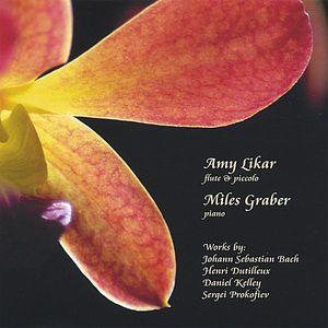 Likar/ Graber : Flute Piccolo & Piano