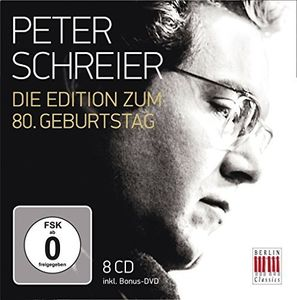 Peter Schreier: The 80th Birthday Edition