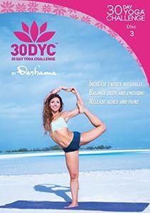 30dyc: 30 Day Yoga Challenge With Dashama Disc 3