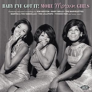 Baby I've Got It: More Motown Girls /  Various [Import]