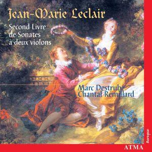 Second Book of Sonatas for 2 Violins