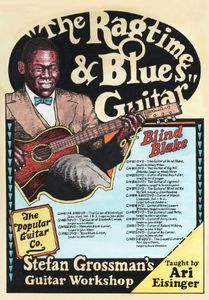 Ragtime and Blues Guitar of Blind Blake