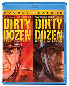 The Dirty Dozen: The Deadly Mission /  The Dirty Dozen: The Fatal Mission