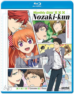 Monthly Girls Nozaki-Kun