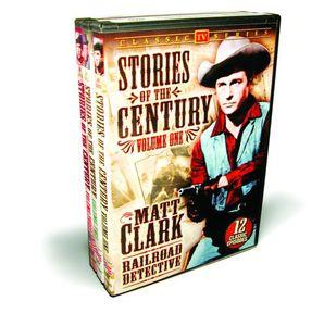 Stories of the Century 1-3: Matt Clark Railroad