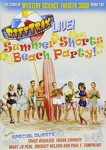 Rifftrax: Shorts Beach Party