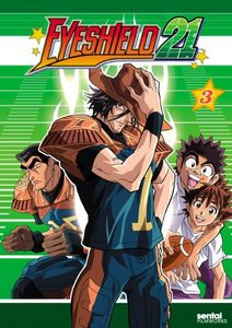 Eyeshield 21: Collection 3