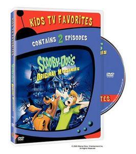 Scooby Doo's Original Mysteries - TV Favorites