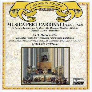 Musica Per I Cardinali