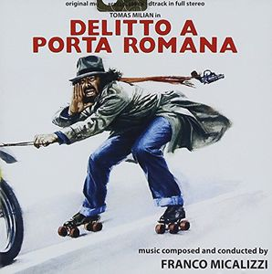 Delitto a Porta Romana (Original Soundtrack) [Import]
