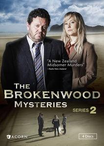 The Brokenwood Mysteries: Series 2