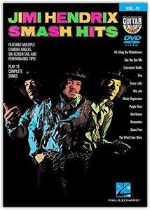 Smash Hits Guitar Play Along: Volume 41