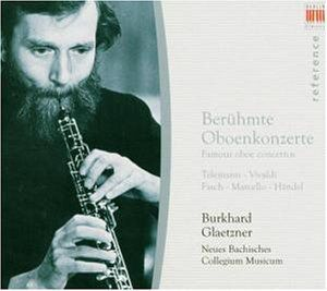 Famous Oboe Concertos