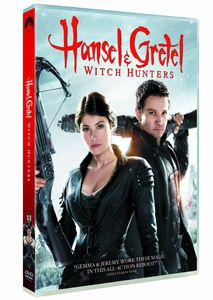 Hansel & Gretel: Witch Hunters [Import]