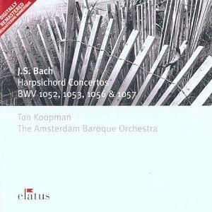 Bach J.S: Keyboard Ctos