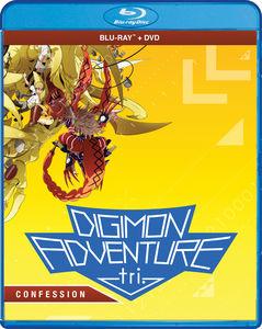 Digimon Adventure Tri.: Confession