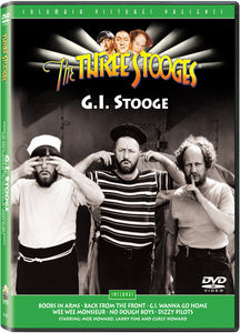 The Three Stooges: G.I. Stooge