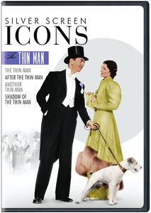 Silver Screen Icons: The Thin Man