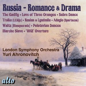 Russia: Romance & Drama
