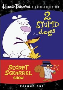 2 Stupid Dogs /  Secret Squirrel Show: Volume One