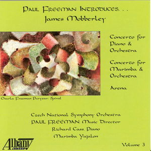 Piano Concerto /  Marimba Concerto